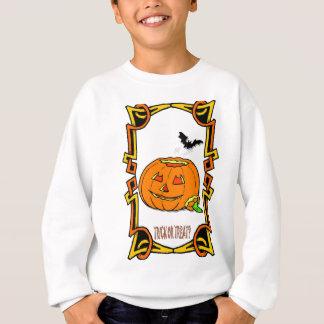 Halloweeen, Trick or treat! Sweatshirt