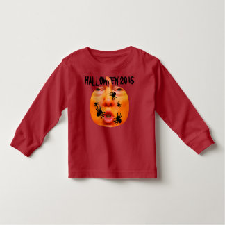 HALLOWEEN 2016 TODDLER T-SHIRT