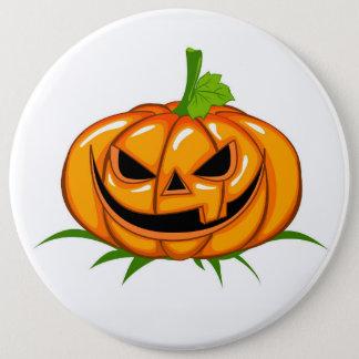 Halloween 6 Inch Round Button