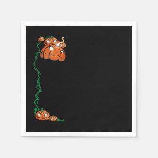 Halloween Art Paper Napkin