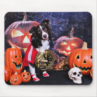 Halloween - Aussie - Bobbie Ann Mouse Pad