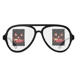 Halloween Aviator Sunglasses