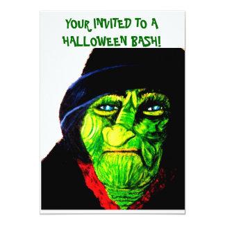 HALLOWEEN BASH Invitation
