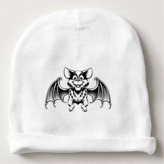 Halloween Bat Baby Beanie