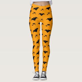 Halloween Bat Leggings