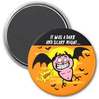 Halloween Bat Magnet