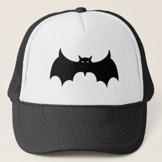 Halloween Bat Trucker Hat