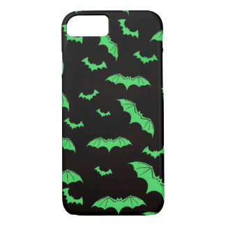 Halloween Bats iPhone 8/7, Barely There Phone Case