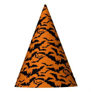 Halloween Bats Party Hat