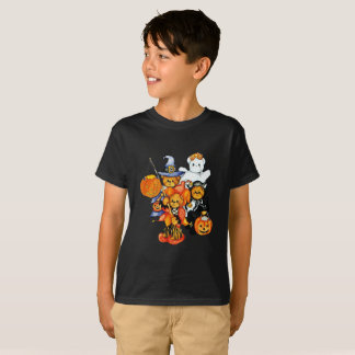 Halloween Bears Trick-Or -Treat Gang T-Shirt