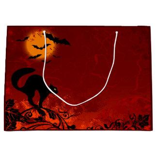 Halloween Black Cat GIft Bag