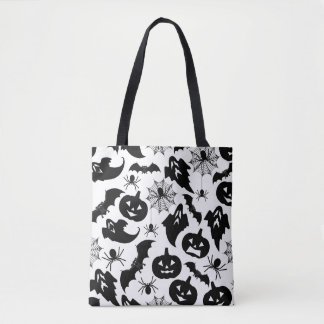 Halloween Black Silhouettes  Bag