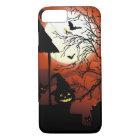 Halloween Bloody Moonlight Nightmare Case-Mate iPhone Case