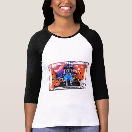 Halloween - Blue Heeler - B'Elanna T-shirt