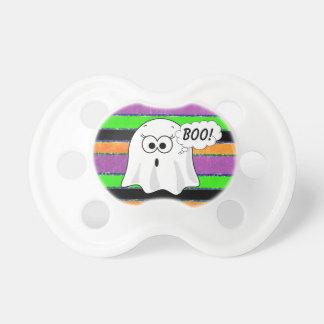 Halloween Boo Baby Ghost Pumpkin Baby Pacifier