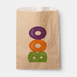 Halloween Boo Favour Bag