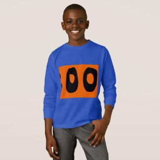 Halloween boo shirt for boys