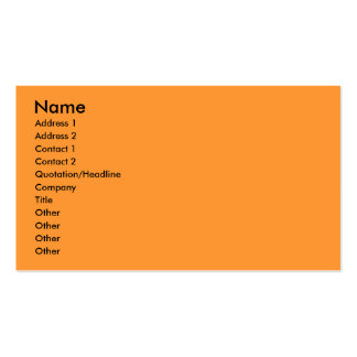 Halloween - Boston Terrier - Georgia Double-Sided Standard Business Cards (Pack Of 100)