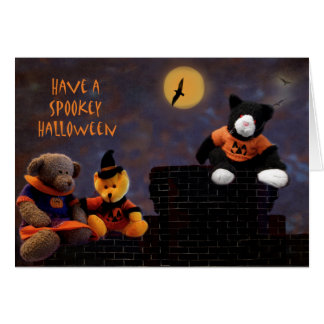 Halloween Buddies II Card