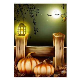 Halloween Business Card Template