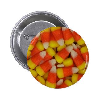 Halloween Candy Corn 2 Inch Round Button