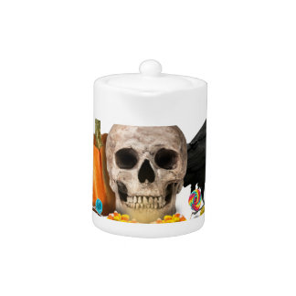 Halloween candy keeper