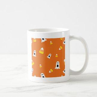 Halloween Candycorn Coffee Mug