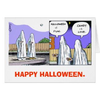 Halloween Card #3