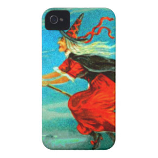 Halloween Card Style 00003 iPhone 4 Case-Mate Cases