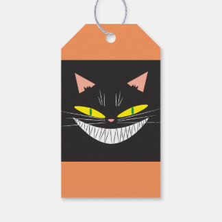 Halloween Cat Pack Of Gift Tags