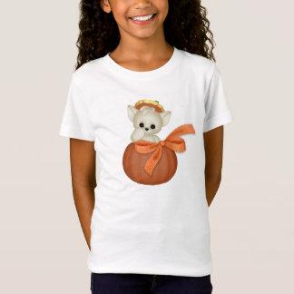 Halloween Cat Pumpkin T-shirt