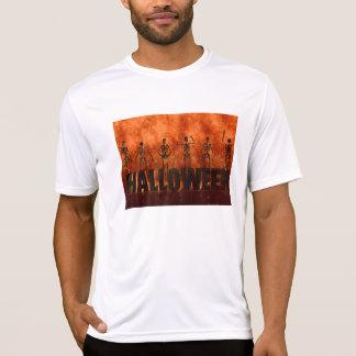 Halloween Celebration with Skeletons Dancing T-Shirt