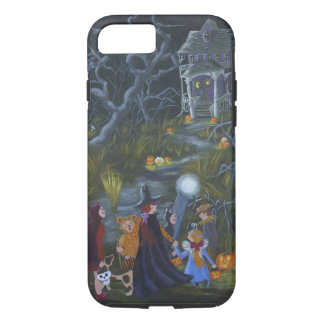 Halloween cell phone cover