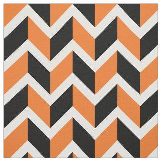 Halloween Chevrons Fabric