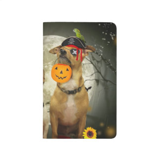 Halloween chihuahuas journal