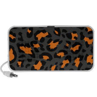 Halloween Color Leopard Speaker