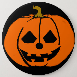 Halloween Colossal, 6 Inch Round Button