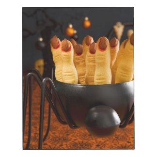 Halloween Cookies - Witch'S Fingers