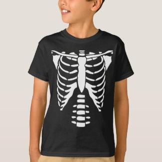 Halloween Costume Skeleton Torso T-Shirt