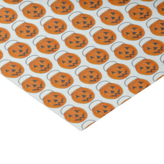 Halloween Costume Trick or Treat Orange Pumpkin Tissue Paper