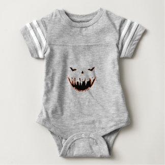 Halloween cute design baby bodysuit