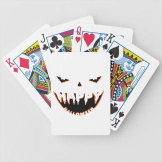 Halloween cute design bicycle playing cards