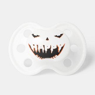 Halloween cute design pacifier