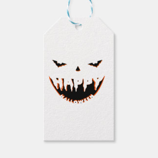 Halloween cute design pack of gift tags