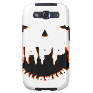 Halloween cute design samsung galaxy SIII cases