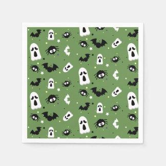 Halloween cute pattern disposable napkins