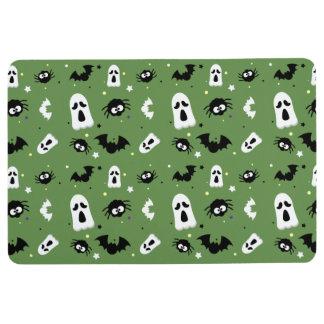 Halloween cute pattern floor mat