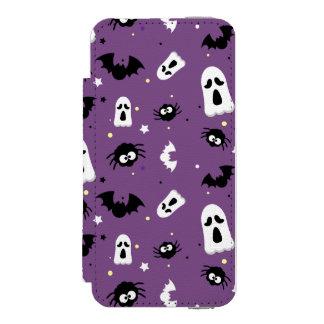 Halloween cute pattern incipio watson™ iPhone 5 wallet case