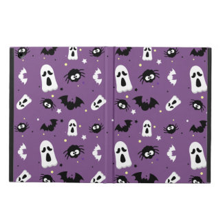 Halloween cute pattern iPad air cover