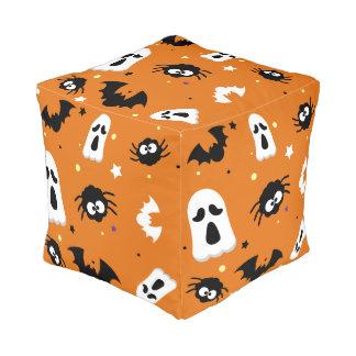 Halloween cute pattern pouf